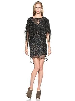 Annarita Vestido Romane (Negro)
