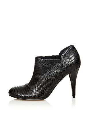 Rockport Zapatos Tacón Presia (Negro)