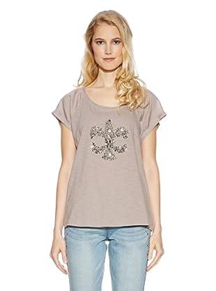 Cream Camiseta Jennifer (Topo)
