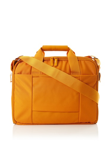 Mandarina Duck Double-Handle Briefcase with Removable Laptop Bag (Rame)