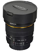Rokinon FE8M-N 8mm F3.5 Fisheye Fixed Lens for Nikon (Black)