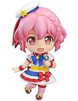 Good Smile PriPara: Reona West Fortune Party Cyalume Nendoroid Co-De Action Figure