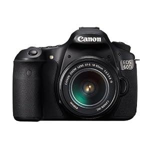 Canon DSLR 60D 18-200mm