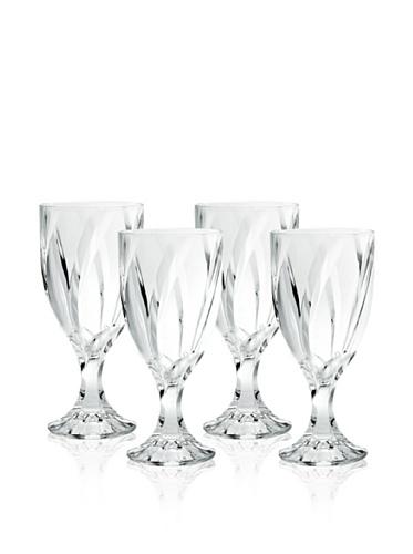 Noritake Set of 4 Breeze Goblets, Clear, 12-Oz.