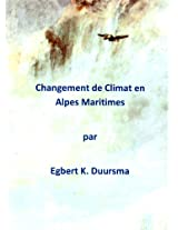 Changement de Climat en Alpes Maritimes