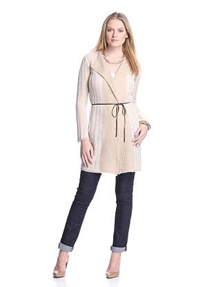 Josie Natori Women's Bea Sweater (Beige)