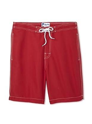 Trunks Men's Swami Short (Red)