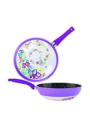 Tognana  Pasta Pfanne Oakeysi lila/mehrfarbig
