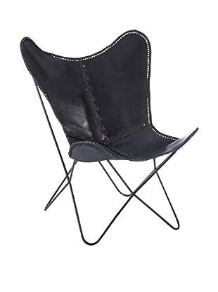 MODERN CONCEPT Stuhl schwarz