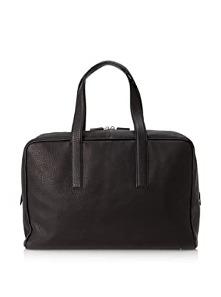 Calvin Klein Collection Men's Satchel (Black)