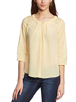 Turnover Blusa Silk (Giallo)