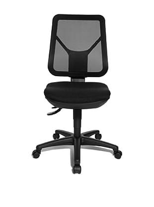 Topstar Bürodrehstuhl Ergo Net (schwarz)