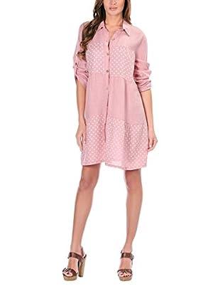 100% lino Vestido Arielle