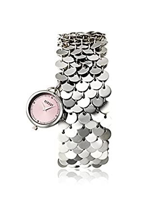 Versus by Versace Women's SGD030012 Lights Silver/Pink Stainless Steel Watch