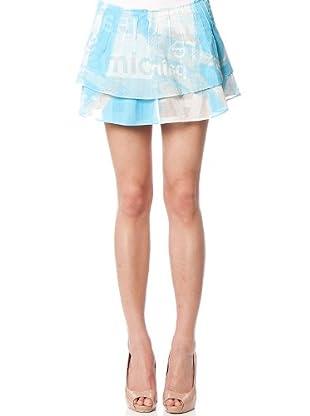 Custo Mini Falda Yumiko (Multicolor)