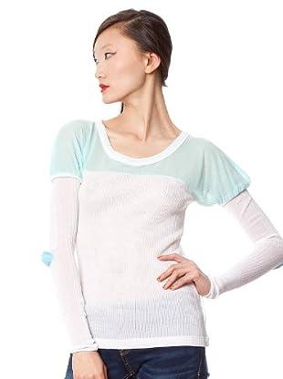 Custo Camiseta Coruv (Blanco)