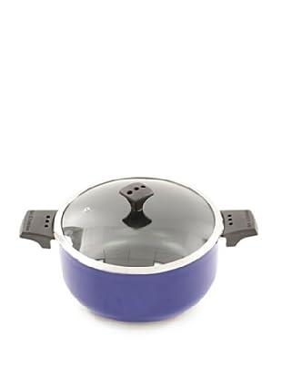 Art & Cuisine Diaz Pot With Lid (Blue)