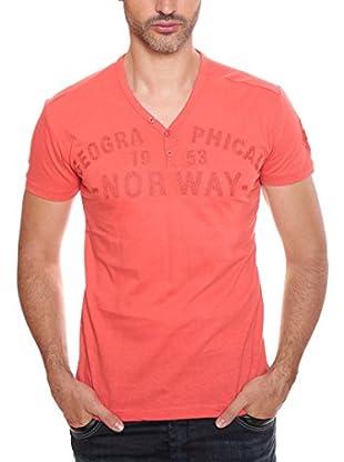 Geographical Norway T-Shirt Jivress