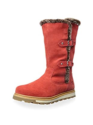 Burnetie Women's Leather Boot
