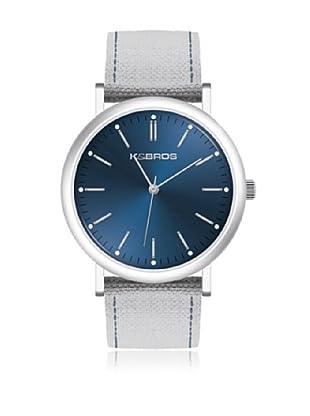 K&BROS Reloj 9490 (Hielo)