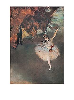 ARTOPWEB Panel Decorativo Degas the Star 66x46 cm