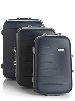 Sphera Set 3 Trolley (Blu)