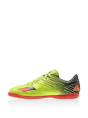 adidas Zapatillas de fútbol Messi 15.4 IN J