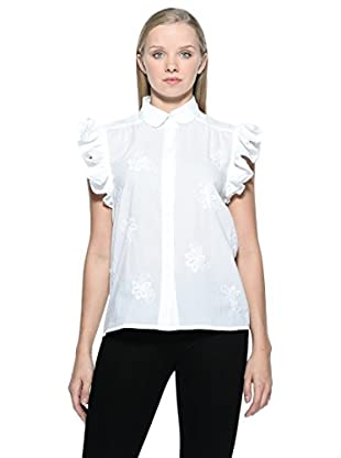 French Connection Camisa (Blanco)