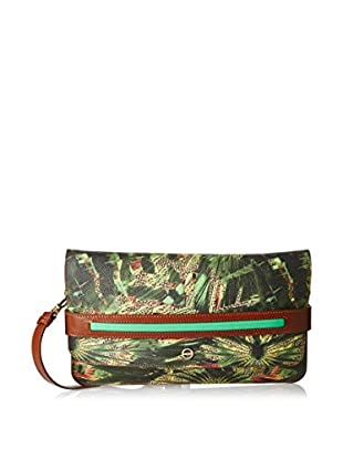 Borbonese Bolso de mano 90K Graffiti Jungle