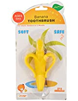 Vismiintrend Baby Teething Toothbrush (Yellow)