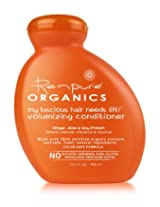 Renpure Organics My Luscious Hair Needs Lift! Volumizing Conditioner, 13.5-Ounce