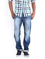 Lee Cooper Originals Blue Faded Jeans -LEJN2893-34
