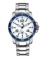 Tommy Hilfiger Analog White Dial Men's Watch - TH1790846/D