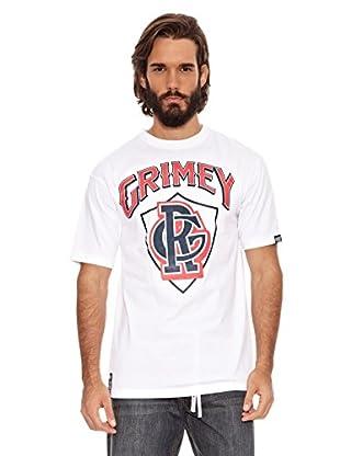 Grimey Wear Camiseta Grimey Team (Blanco)