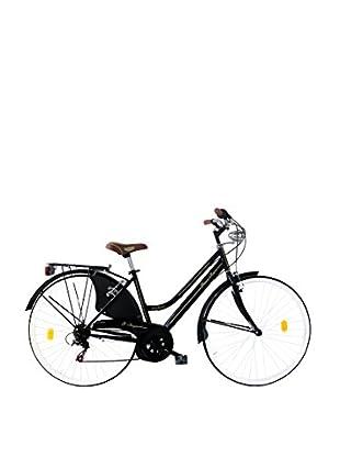 GIANNI BUGNO Bicicleta Steel Retro Negro