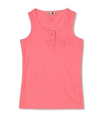 CKS Kids GIRLS Camiseta Hematite (Rosa)