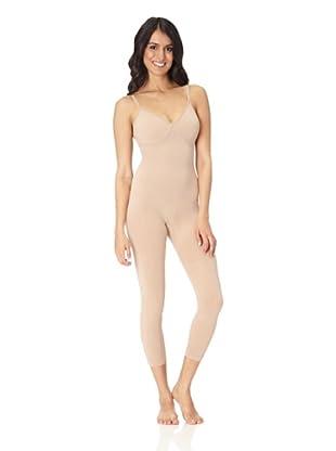 Miss Perfect-The Seamless Shapewear Body mit Bügel u. Bein (Nude)