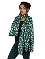 True Fashion Women's Pure Wool Scarf
