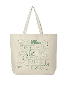 Maptote Palm Springs Beach Tote, Green