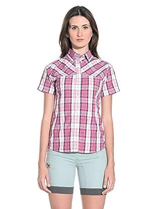 SALEWA Camisa Mujer Sira Dry Am W S/S