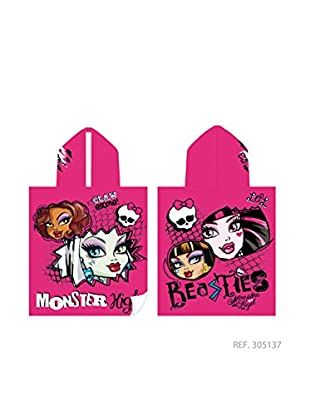 Monster High Poncho Calavera