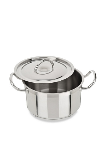 Art & Cuisine Professionnel Series Pot with Lid (Stainless Steel)