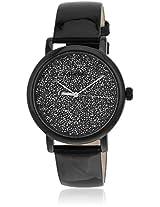 T2P280 Black Analog Watch