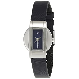 Fastrack Economy Analog Blue Dial Women's Watch - NE6014SL02