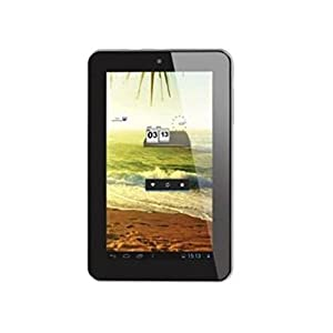 HCL ME Sync 1.0 Tablet (7 inch,8GB, Wi-Fi+3G via Dongle), White