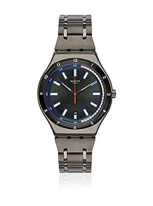 Swatch Reloj de cuarzo Unisex Smokeygator  42.7 mm