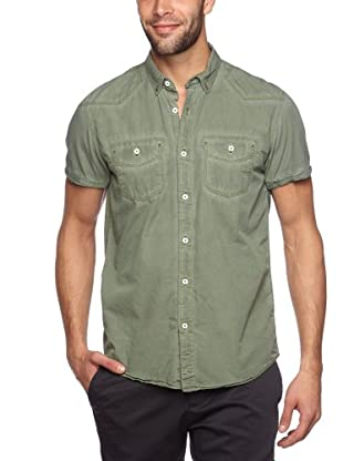 Tom Tailor Camisa Scansano (Verde)