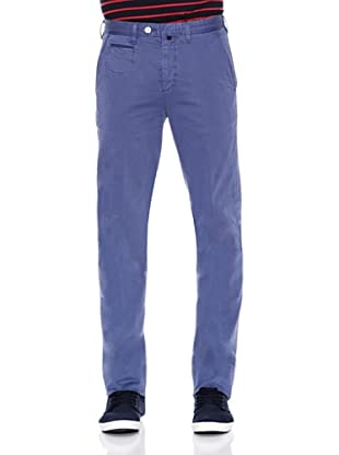 Pedro del Hierro Pantalón Chino Ppt Oscar (Azul)