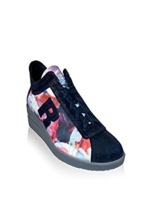 Ruco Line Sneaker Zeppa 200 Canvas Fantasy S