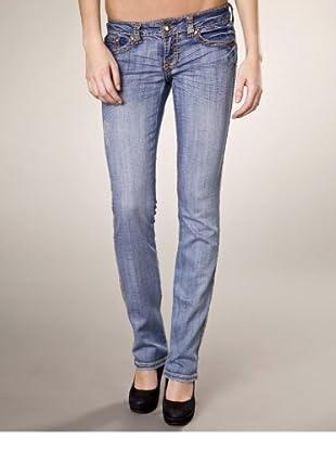 Antique Rivet Jeans ARDEN straight ARDEN Chamber straight hellblau W27